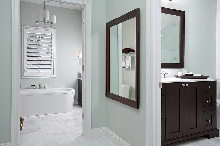 Master Bath Combo Suite - In Detail Interiors