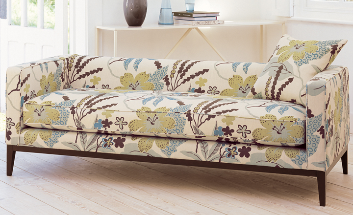 Romo fabric from the Mirabel line