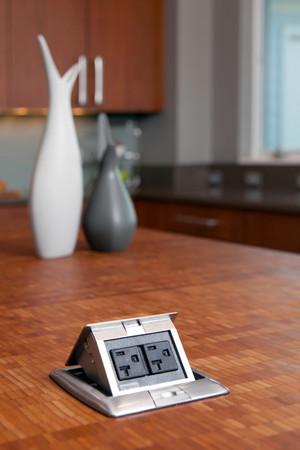 Organic Modern Kitchen For Bachelor In Detail Interiors