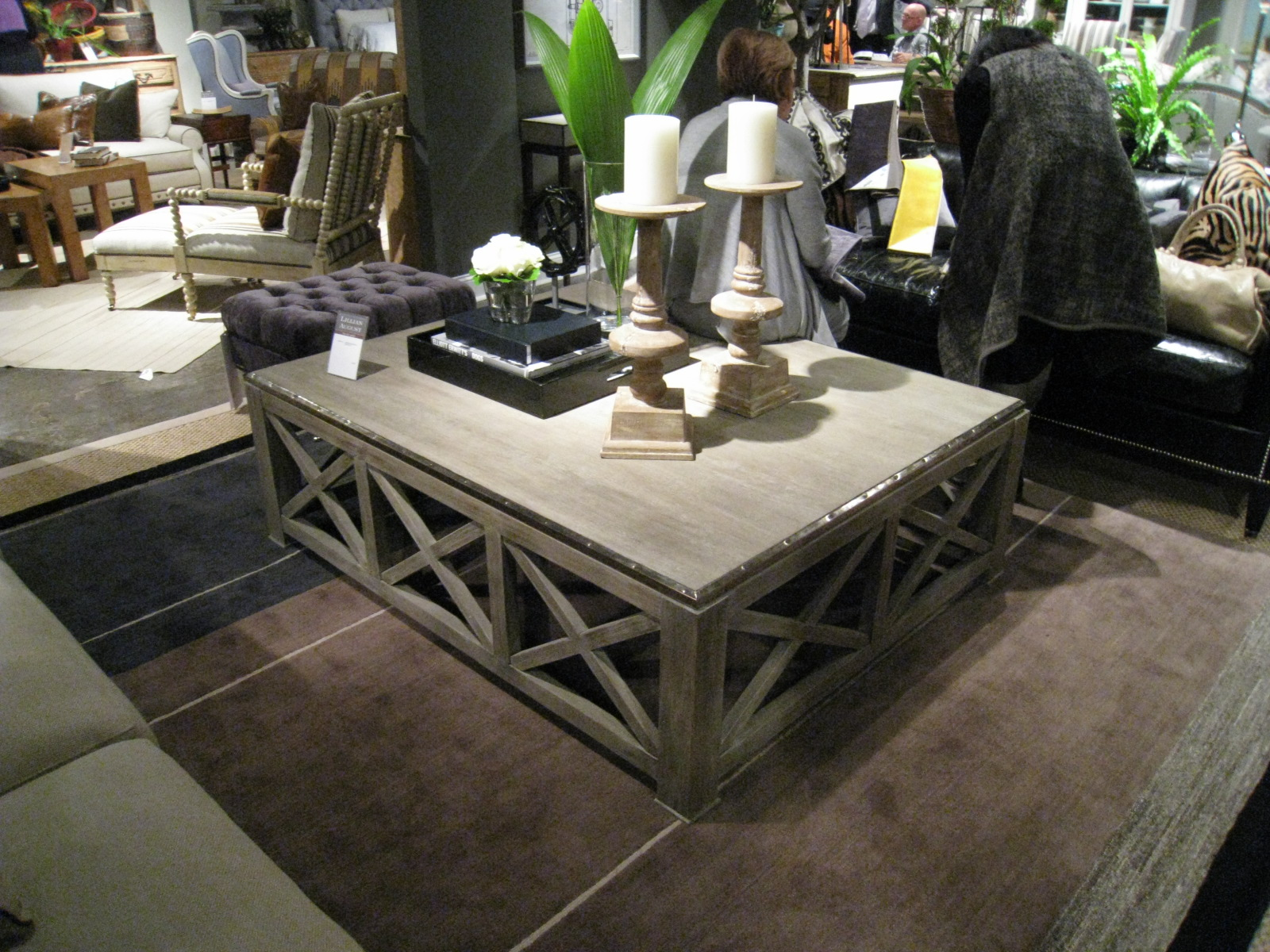 10 Best cocktail tables from Highpoint Market 2011 In Detail