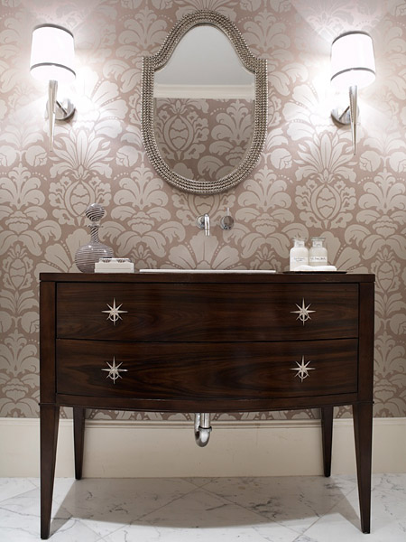 Bathroom Sconces Placement sconce savvy: what you need to know! - in detail interiors