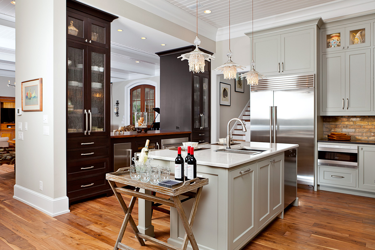 Coastal Kitchen With A Twist In Detail Interiors