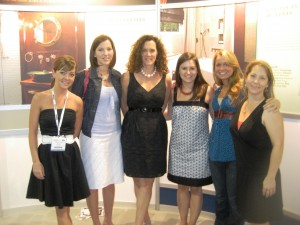 My team in Atlanta. KBIS 2009