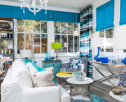 home shop design. Bright color at 1514 Home Shop  In Detail Interiors