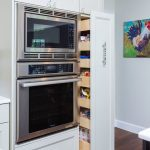 Kitchen remodel, gourmet kitchen, pullout pantry
