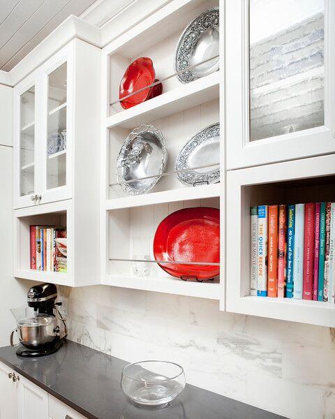 classic kitchen remodel, white kitchen, modern touches, cambria quartz