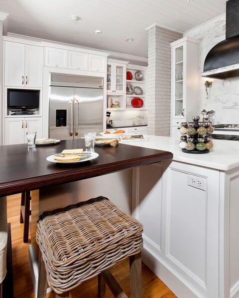 classic kitchen remodel, white kitchen, modern touches, cambria quartz