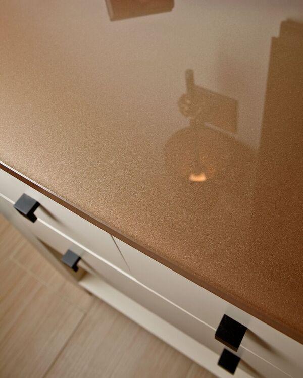 Guest Bathroom: Bayou New Construction: Vanity, Counter Top
