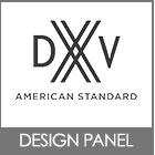 DXV kitchen and bath design panel