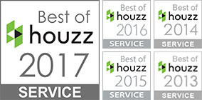 Houzz Remodeling and Home Design - Service winner 5 years in a row