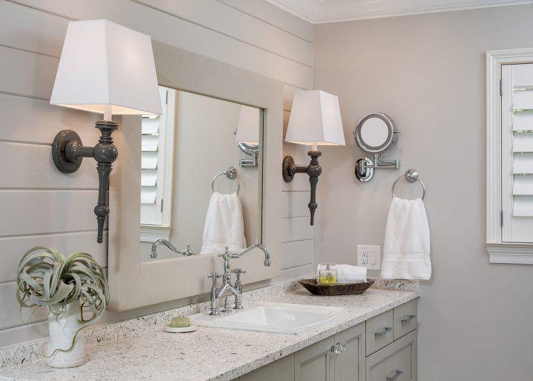 coastal bathroom white