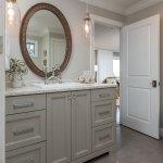Neutral Colors Bathroom Remodel in Pensacola Florida