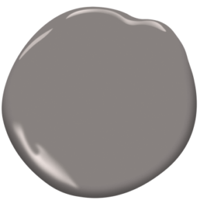 best gray color for 2020 BENJAMIN MOORE STONE
