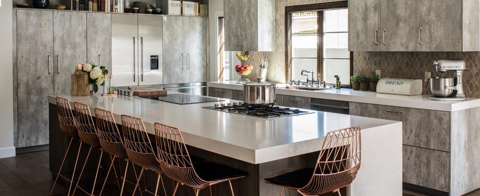 In Detail Interios - Healthy Kitchen design