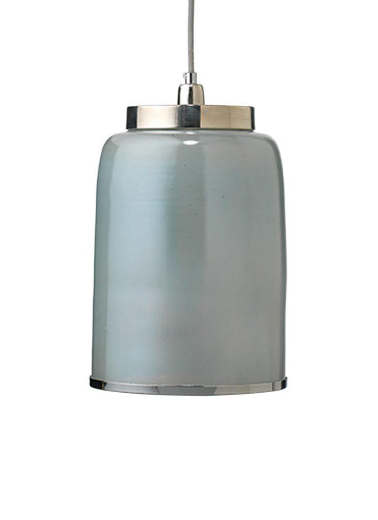 vapor opal glass pendant light