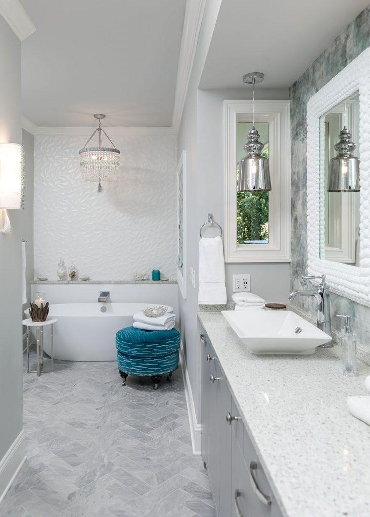 stunning coastal bath remodel