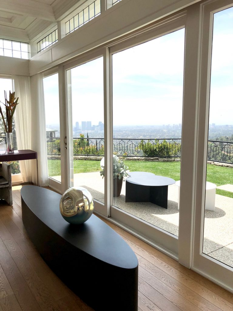 view of los angeles casa perfect