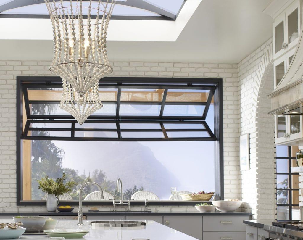 greenhouse kitchen window