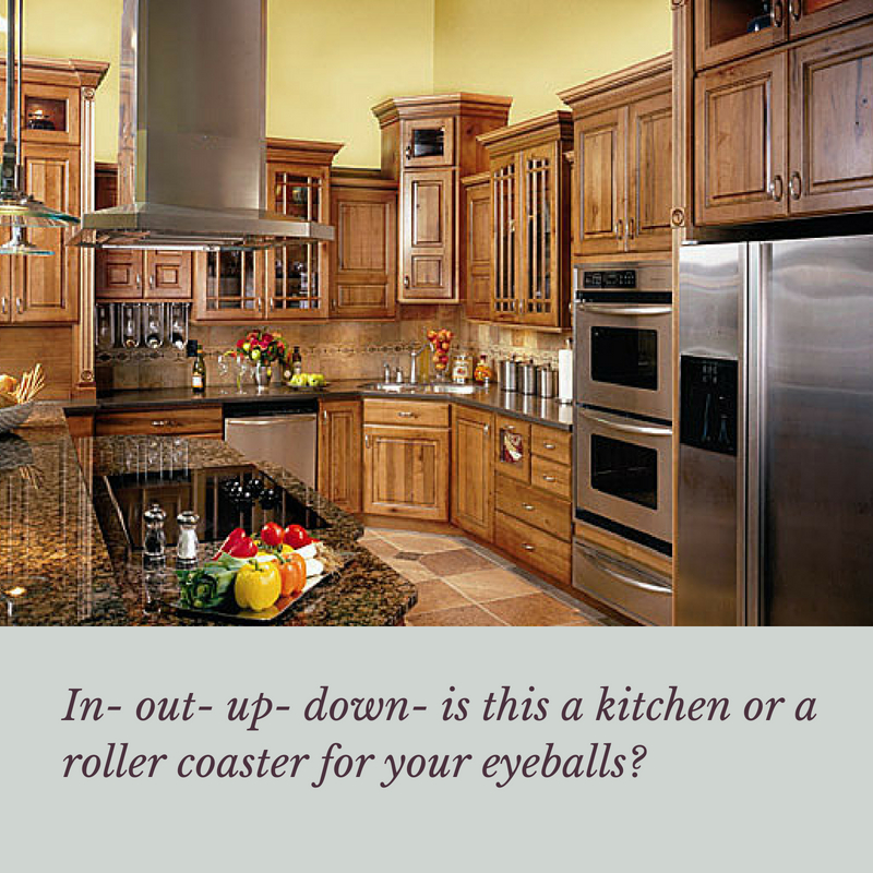 Kitchen Design Mistakes Remodeling A Kitchen Or Planning New Kitchen