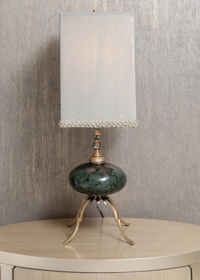 Decorative Lamp in the Master Bedroom