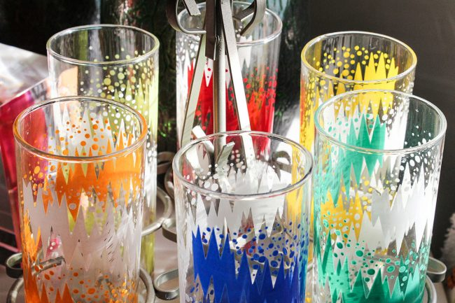Overview of glassware