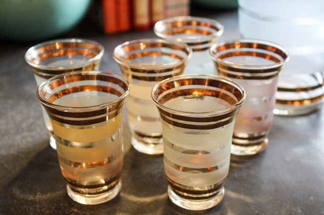 Shot glasses overview