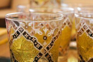Pasinski bar set, glass
