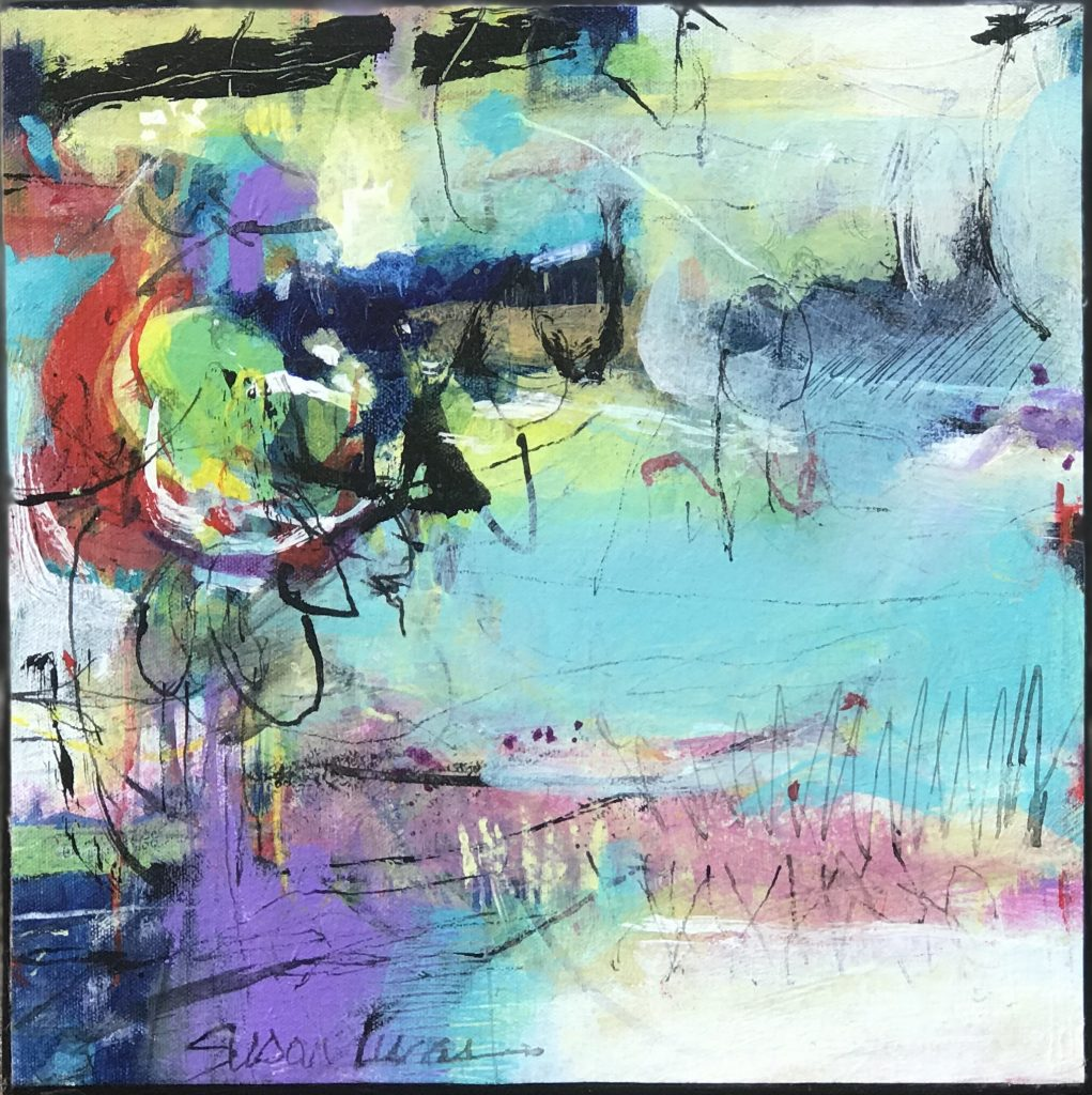 abstract color art
