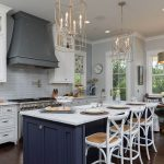 farmhouse kitchen white