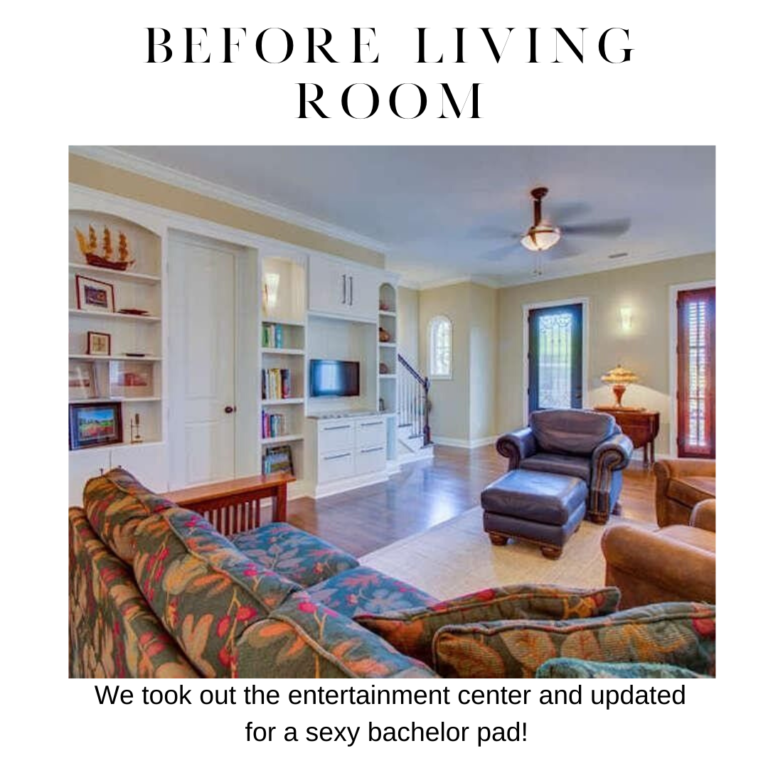 Before downtown condo remodel pensacola florida in detail interiors