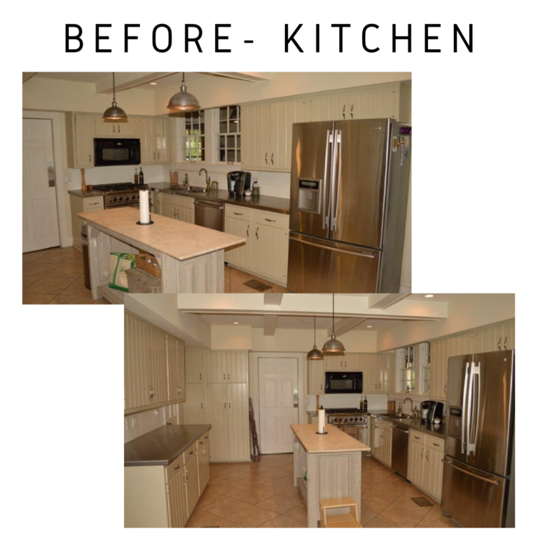 before and after kitchen pensacola florida in detail interiors