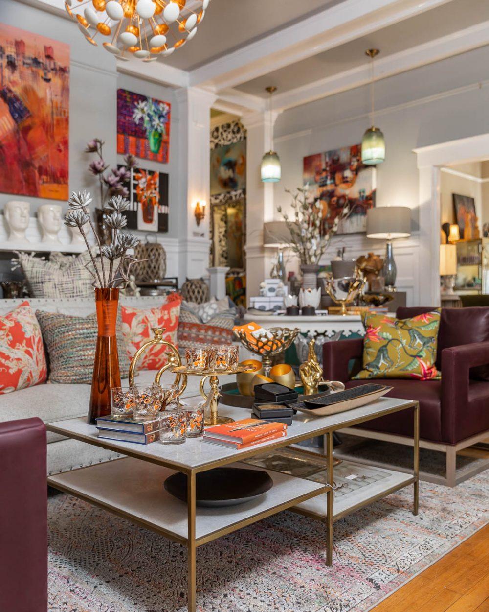In Detail Interiors Retail Showroom